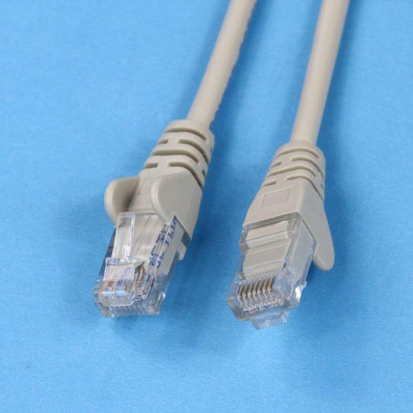 Cat5e RJ45 Connectors Grey