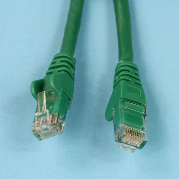 Cat6 RJ45 Connectors Green