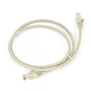 Cat6 RJ45 Patch Lead Grey