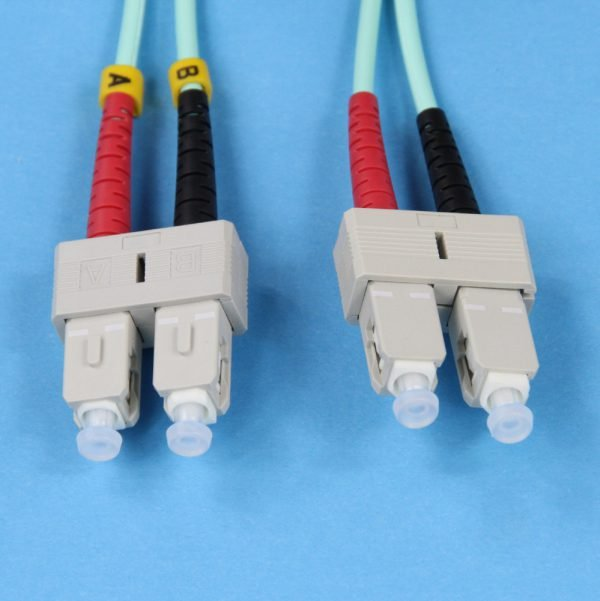 OM3 SC to SC Connectors