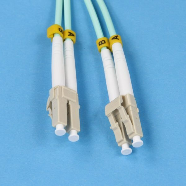 OM4 LC to LC Connectors