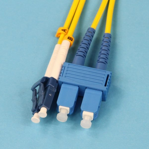 OS2 LC to SC Connectors
